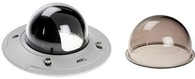 Axis - Kuppelboblesett for kamera