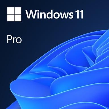 Microsoft Windows 11 Professional 64-Bit Swe DVD #Oem
