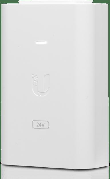Ubiquiti Passiv PoE-injektor 24V 24W