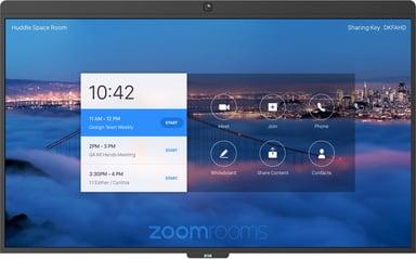 "DTEN D7 55"" Video Conferencing Solution Zoom"