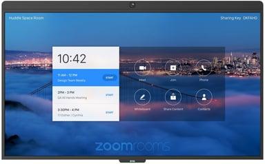 "DTEN D7 75"" Video Conferencing Solution Zoom"