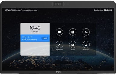 """DTEN ME 27"""" Personal Collaboration Display Zoom"""