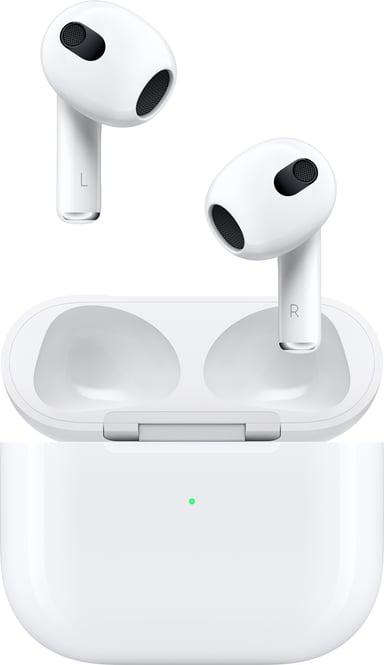 Apple AirPods (3. gen.) Hvit