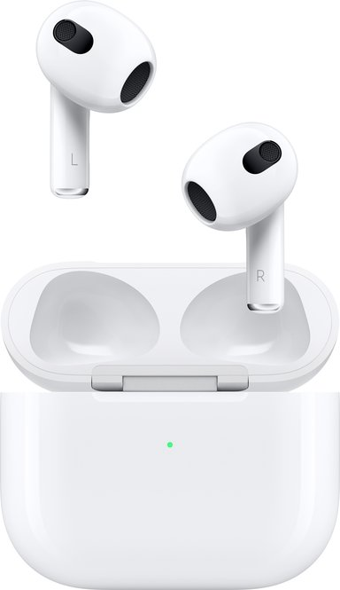 Apple AirPods (3. generation) Hvid