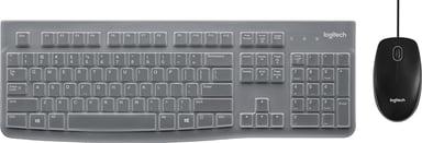 Logitech Desktop MK120 Education Nordisk