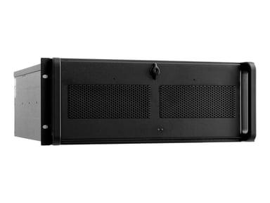 "Chieftec CHIEFTEC PC-CHASSI 19"" 4U UNC-410S-U3 1X400W BLACK #demo"