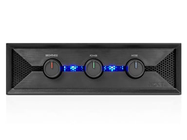 NZXT Hue RGB LED Control null