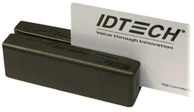 ID TECH Idtech Mag Reader Mini Spår 1+2+3 USB Black