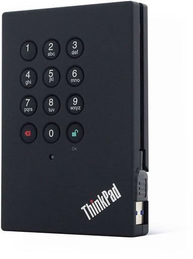 Lenovo Thinkpad Secure Harddrive 1TB USB 3.0 1TB USB 3.0