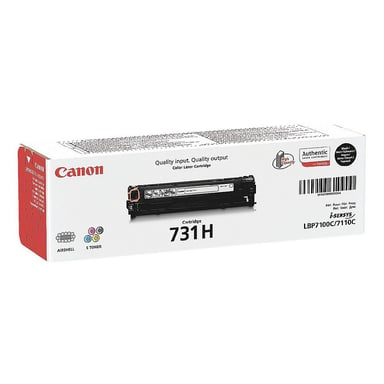 Canon Toner Sort 731H 2,4k - LPB-7100CN
