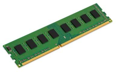 Kingston ValueRAM 4GB 1,600MHz DDR3 SDRAM DIMM 240-pins