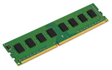 Kingston Valueram 4GB 4GB 1,600MHz DDR3 SDRAM DIMM 240-pin