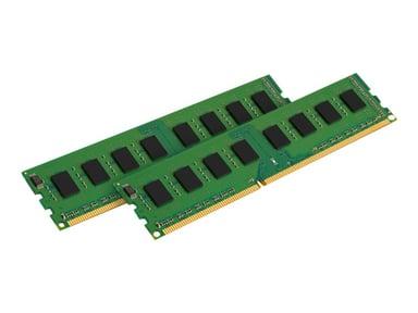 Kingston ValueRAM 16GB 1,600MHz DDR3 SDRAM DIMM 240-pins