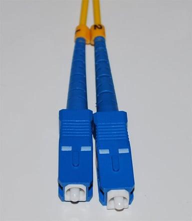 Direktronik Fiberoptisk kabel SC/UPC SC/UPC OS2 3m 3m