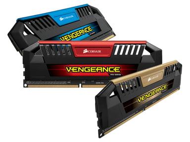 Corsair Vengeance Pro Series 16GB 1,600MHz DDR3 SDRAM DIMM 240-pin