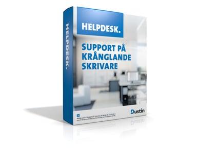 Dustin Helpdesk - Support På Krånglande Skrivare