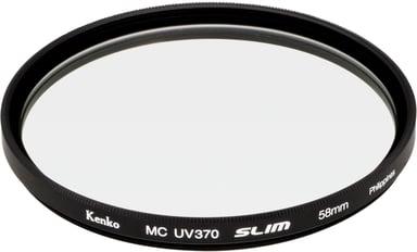 Kenko Filter Mc UV370 Slim 58mm