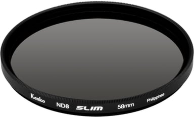 Kenko Filter Nd8 Slim 58mm