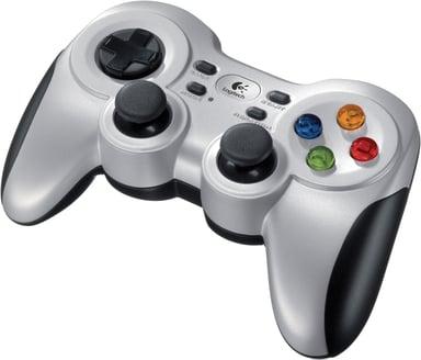 Logitech Wireless Gamepad F710 null