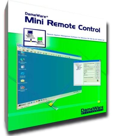 Solarwinds.Net DameWare Mini Remote Control DMRC
