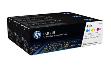 HP Värikasetti Kit 131A (C/Y/M) 1.8K - U0SL1AM
