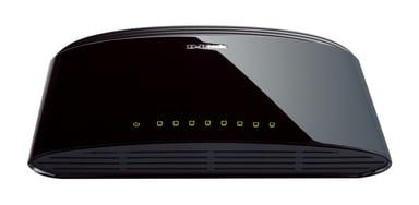 D-Link Des-1008D 10/100 Dual Speed 8-porttinen kytkin