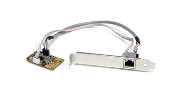 Startech Mini PCI Express Gigabit Ethernet Network Adapter NIC Card