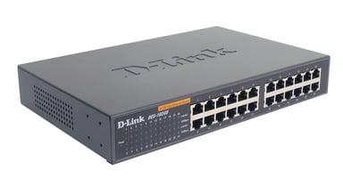 D-Link Des-1024D 24-Port Fast Ethernet Desktop Switch