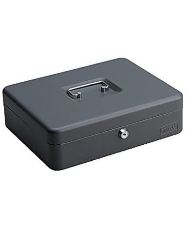 Generic Cash Box Dark Gray 90x300x240mm null