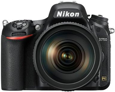Nikon D750 + AF-S 24-85/3,5-4,5G ED VR null