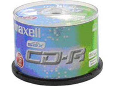 Maxell CD-R X 50 null
