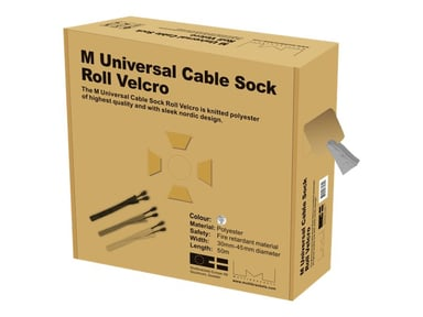 Multibrackets M Universal Cable Sock Touch Fastener
