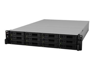 Synology Rack Station Rx1217 12 Bay Nas Server #Demo Ilman suoritinta