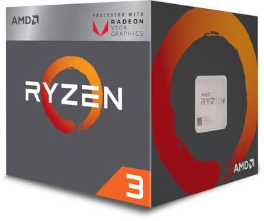 AMD Ryzen 3 2200G 3.5GHz Socket AM4 Processor