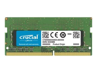 Crucial DDR4 32GB 2,666MHz DDR4 SDRAM SO DIMM 260-PIN