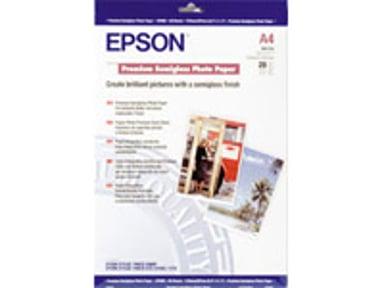 Epson Papir Photo Premium Semi Glossy A4 20-Ark 250g