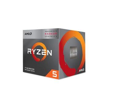 AMD Ryzen 5 3400G 3.7GHz Socket AM4 Suoritin