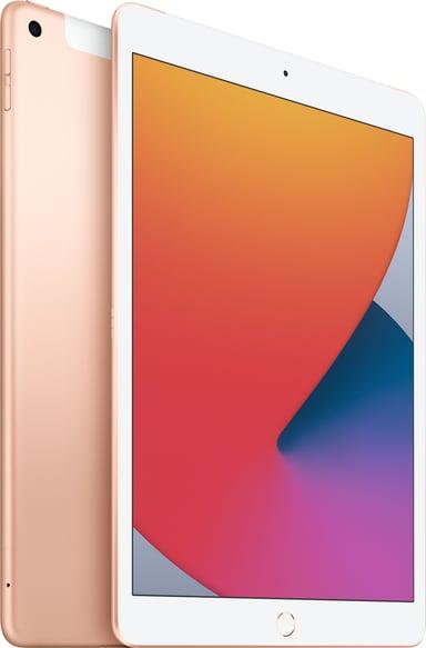 """Apple iPad 8th gen (2020) Wi-Fi + Cellular 10.2"""" A12 Bionic 128GB Kulta"""