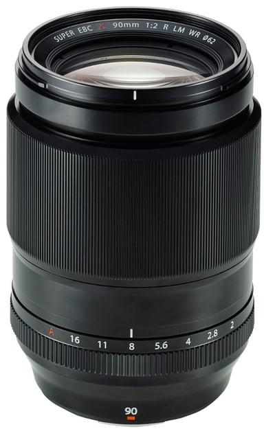 Fujifilm Fujinon XF 90/2,0 R LM WR