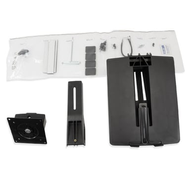 Ergotron WorkFit Convert-to-LCD & Laptop Kit from Dual Displays, for WorkFit-S or WorkFit-C null