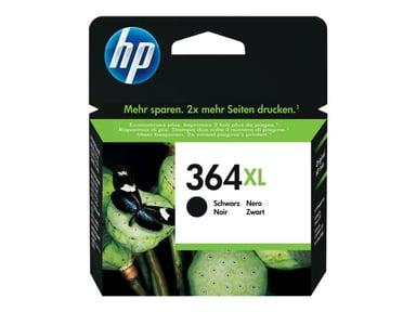 HP Blæk Sort 364XL