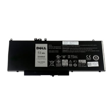 Dell Batteri til bærbar computer