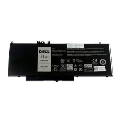 Dell batteri til bærbar PC