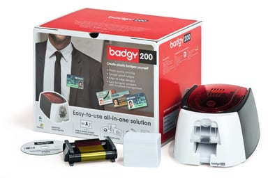 Evolis Badgy 200
