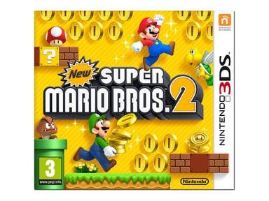 Nintendo New Super Mario Bros. 2 Nintendo 3DS