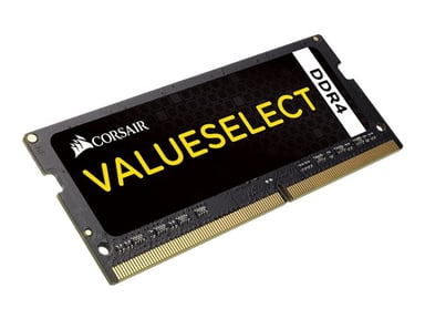 Corsair Value Select 4GB 4GB 2,133MHz DDR4 SDRAM SO DIMM 260-PIN