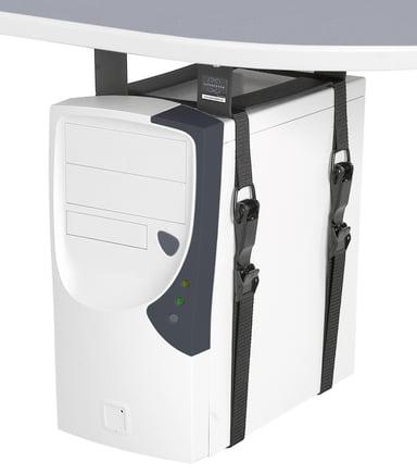 Kondator Solid Datorhållare LiftFix2 Svart null