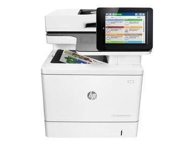 HP Color LaserJet Enterprise M577dn null