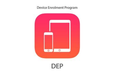 Tech Data Dep-Registrering Device Enrollment Program Apple
