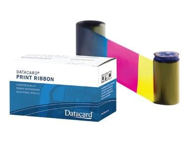 Datacard Fargebånd Color YMCKT 250 Felt - SP35